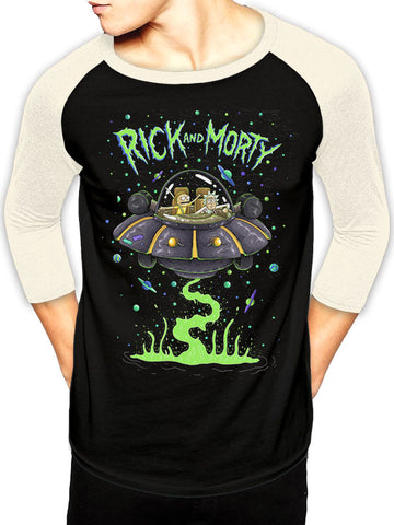 Rick and Morty -  Spaceship