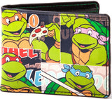 Turtles - Classic Montage wallet