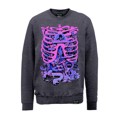 Rick and Morty - Anatomy Park Jumper