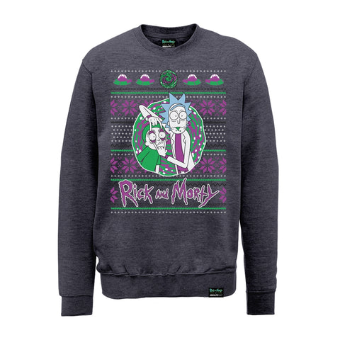 Rick and Morty Absolute Cult's Christmas Jumper