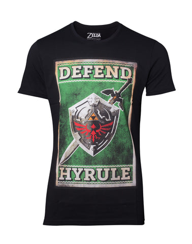 Zelda - Defend Hyrule