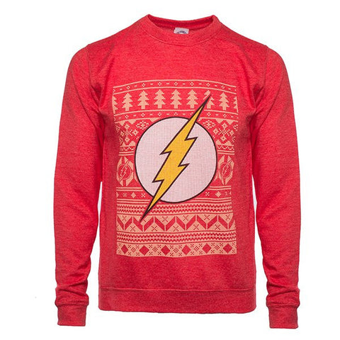 Flash Christmas Jumper