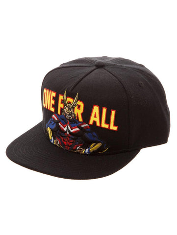 My Hero Academia One For All Snapback