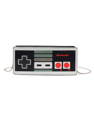 NES controller Ladies Bag