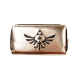 Zelda zip around purse