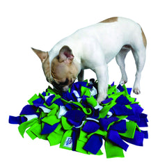 What is a Ruffle Snuffle mat?
