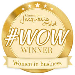Jacqueline Gold #WOW Award Winner!
