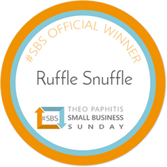 Theo Paphitis hand picked Ruffle Snuffle