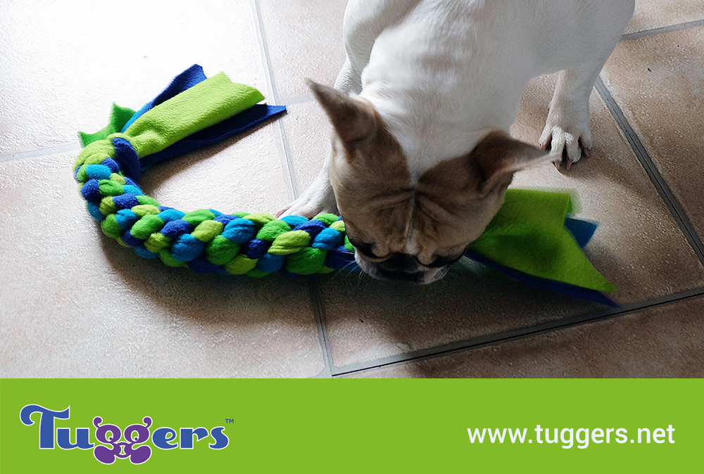 Tuggers Tug Toys for dogs
