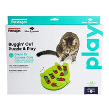 Load image into Gallery viewer, Nina Ottosson Buggin' Out Puzzle & Play - Interactive Cat Treat Puzzle
