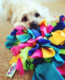 Enrichment Pack for Dogs - snuffle mat by Ruffle Snuffle