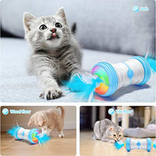 Load image into Gallery viewer, Irregular Moving Automatic Toy with Colourful LED Light USB