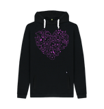 For the Love of Dogs Unisex Hoodie - Black