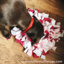 Load image into Gallery viewer, Ruffle Snuffle Belle - snuffle mat by Ruffle Snuffle