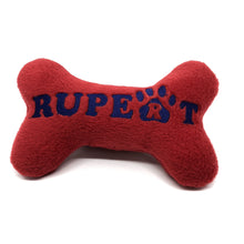 Load image into Gallery viewer, Ruffle Snuffle Personalised Bone - snuffle mat by Ruffle Snuffle