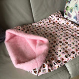 Snuggle Sacks - Spring - snuffle mat by Ruffle Snuffle