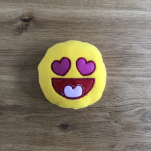 Load image into Gallery viewer, Love Emoji Soft Dog Toy - snuffle mat by Ruffle Snuffle