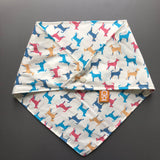 Dog Bandana - It's a dog thing - snuffle mat by Ruffle Snuffle