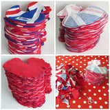 Royal Wedding 2018 Union Jack Squeaky Ducks - Limited Edition - snuffle mat by Ruffle Snuffle