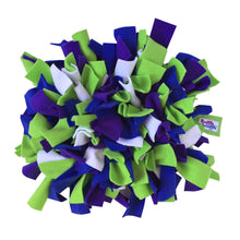 Load image into Gallery viewer, Ruffle Snuffle Poppet - Signature - snuffle mat by Ruffle Snuffle