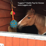 Stable Pop - Horse Ball - snuffle mat by Ruffle Snuffle
