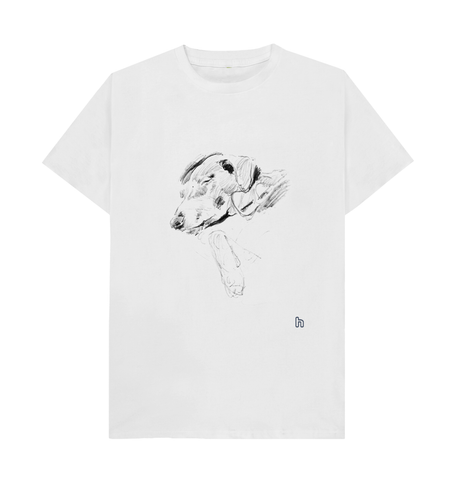 Sleeping Dog Sketch Tee