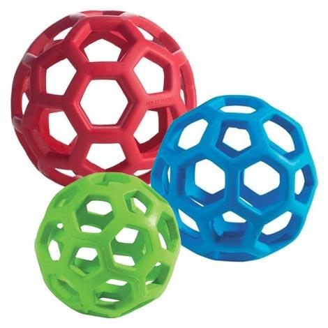 Enrichment Treat Balls - snuffle mat by Ruffle Snuffle
