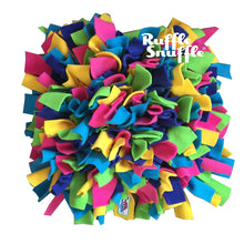 Load image into Gallery viewer, Ruffle Snuffle Magic - snuffle mat by Ruffle Snuffle