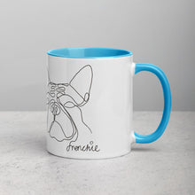 Load image into Gallery viewer, French Bulldog Illustration Mug