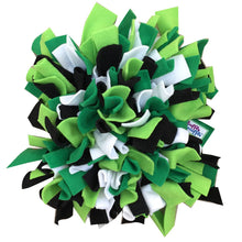 Load image into Gallery viewer, Ruffle Snuffle Poppet Lucky - snuffle mat by Ruffle Snuffle