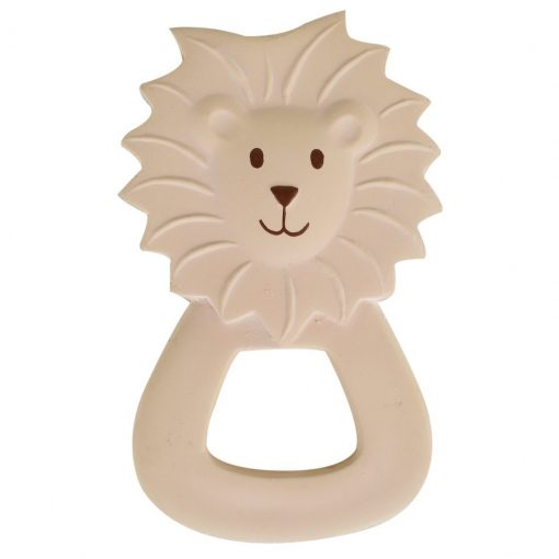 Natural Rubber Teether - Lion
