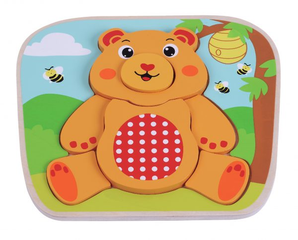 Bear Raised Puzzle