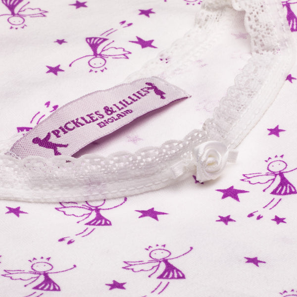 """Isobel""  A-line girls  fairy nightdress"
