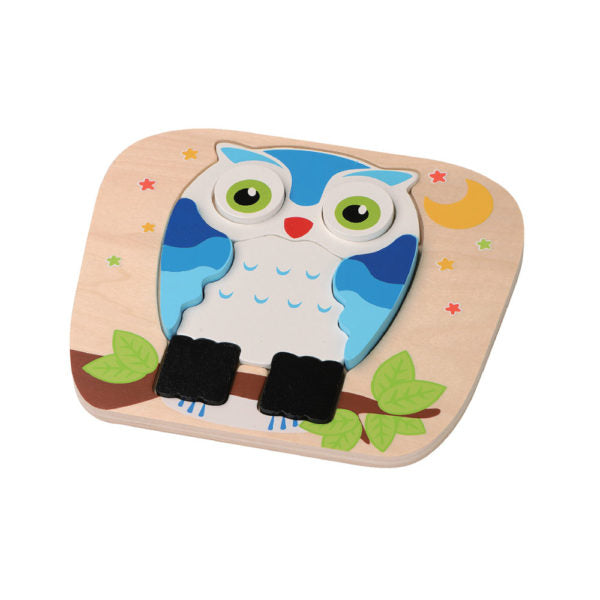 Owl Raised Puzzle