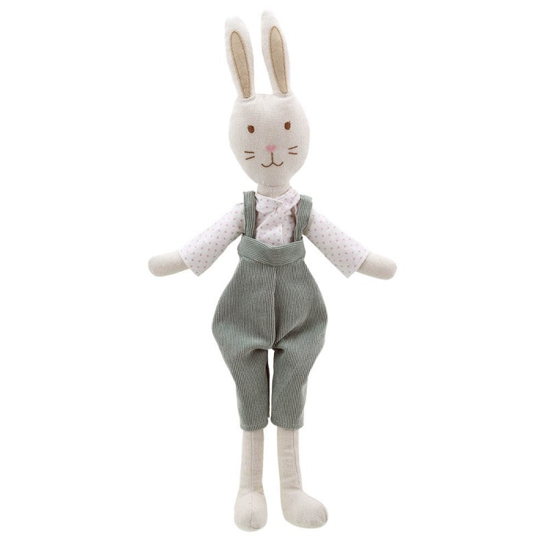 Wilberry - Rabbit in Dungarees