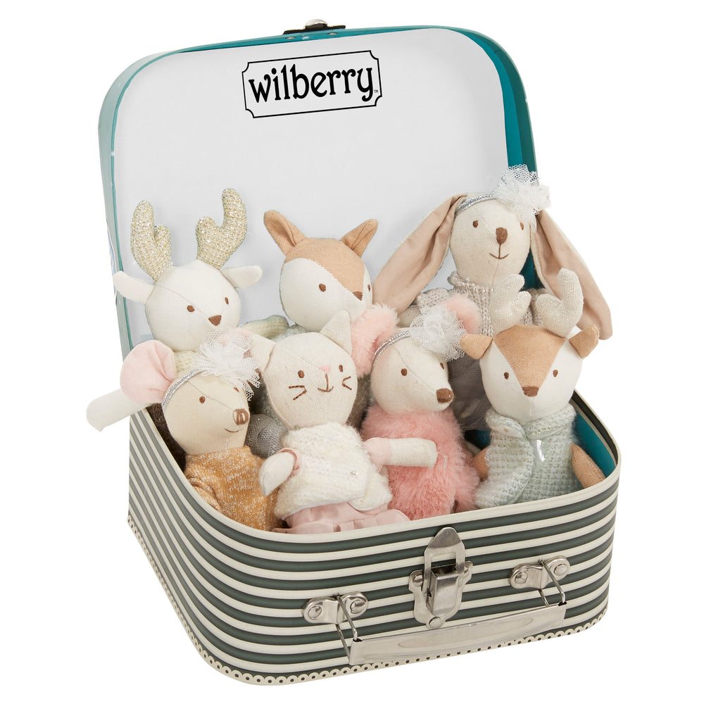 Wilberry Collectables - Deer Girl