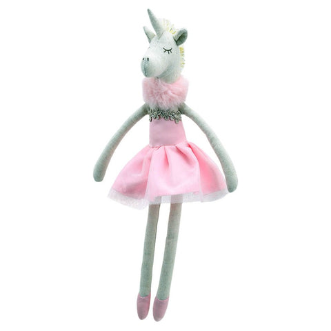 Ballerina Dancer - Pink Unicorn