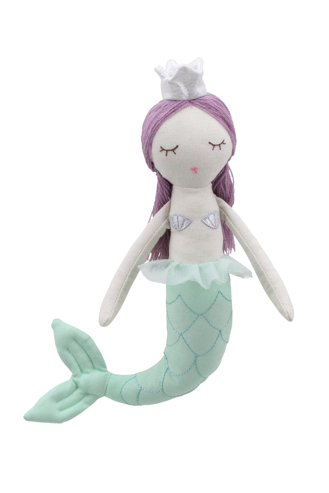Pretty Pastel Mermaid