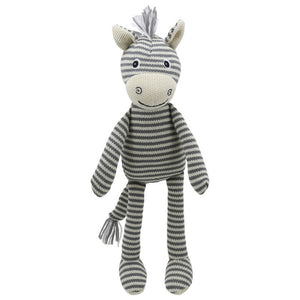 Wilberry Knitted - Zebra