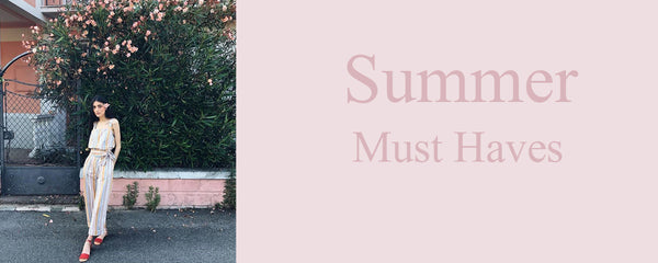 ROZ LOVES: Our 5 summer must-haves