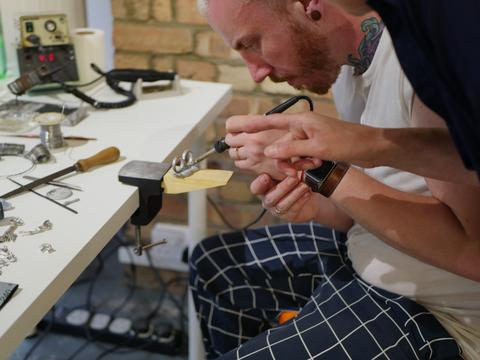 how to make jewellery making masterclass