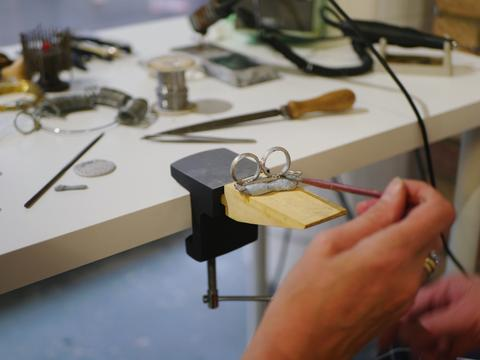 Jewellery Making Masterclass Roz Buehrlen how to make jewellery
