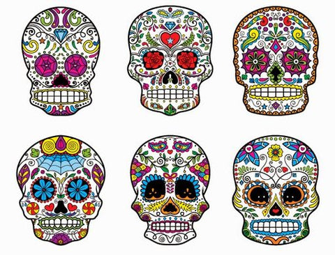 Sugar Skull Tattoo Ideas And Symbolism Roz Buehrlen