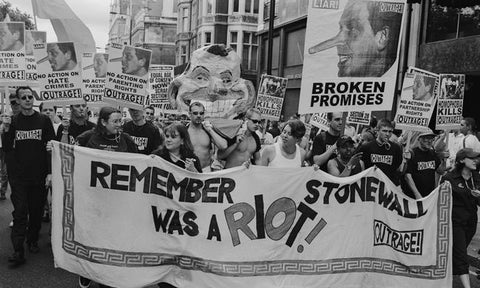 first gay pride stonewall riots
