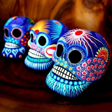 sugar skulls dia de los muertos day of the dead tattoo inspiration