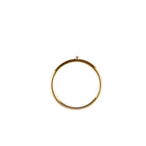 Gold Cab Stack Ring - Roz Buehrlen - 1