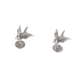 Swallow Collar Studs - Roz Buehrlen - 1