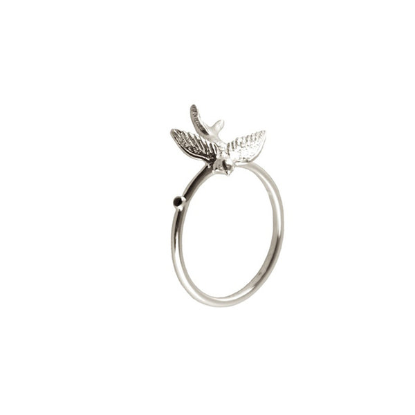 Swallow Ring - Roz Buehrlen - 2