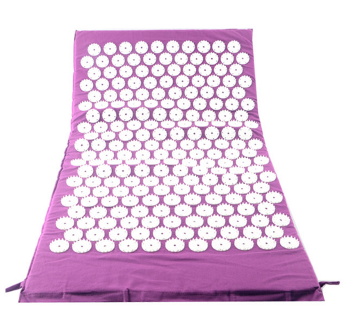 Back Body Massage Relieve Stress Tension Pain Yoga Mat