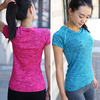Women Short Sleeve Yoga Shirts